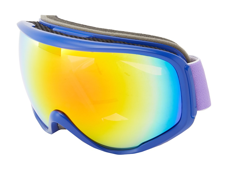 Zeal Optics - Forecast (Purple w Phoenix Polarized) Goggles