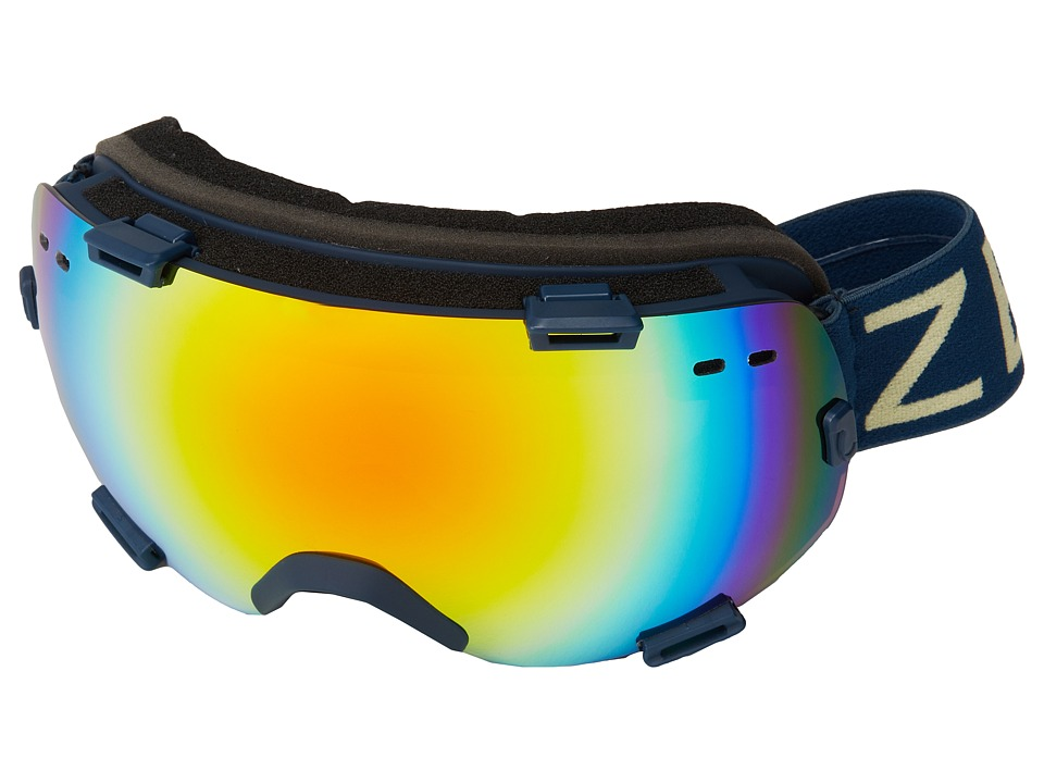 Zeal Optics - Voyager (Navy w/ Phoenix Polarized + Sky Blue Mirror) Goggles