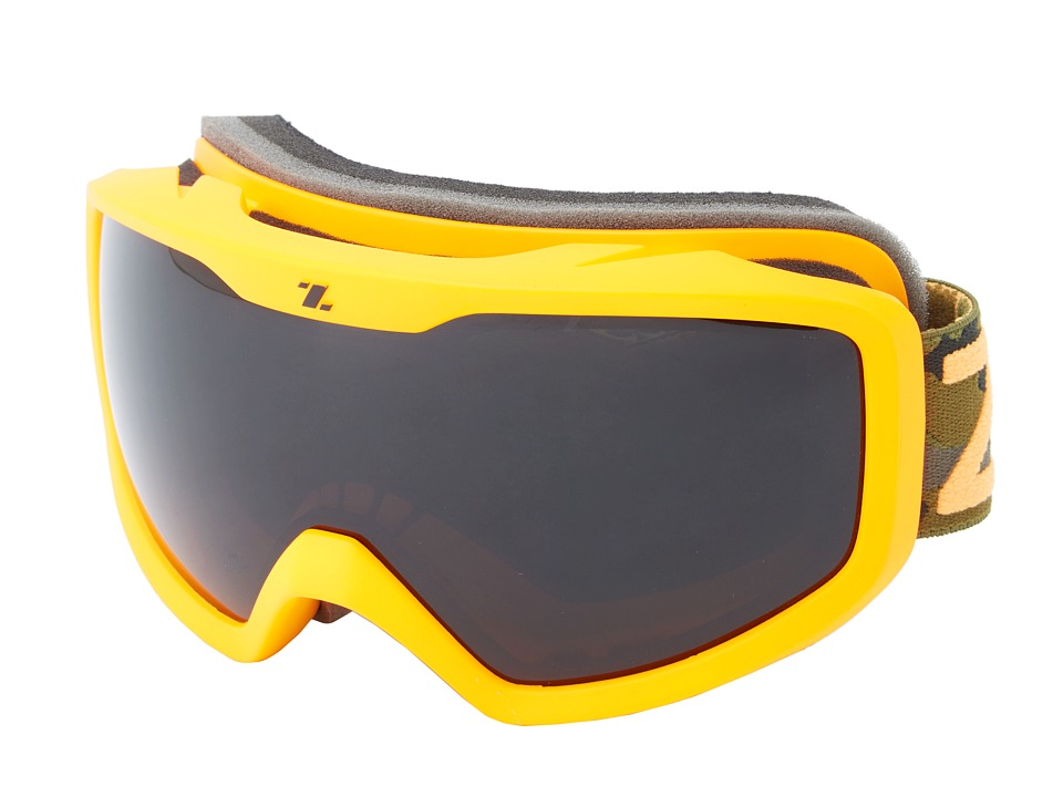 Zeal Optics - Tramline (Geronimo w/ Dark Grey Polarized) Goggles
