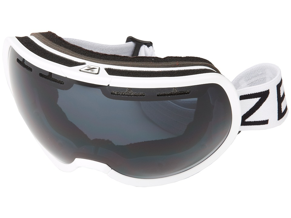 Zeal Optics - Level (White w/ Dark Grey) Goggles