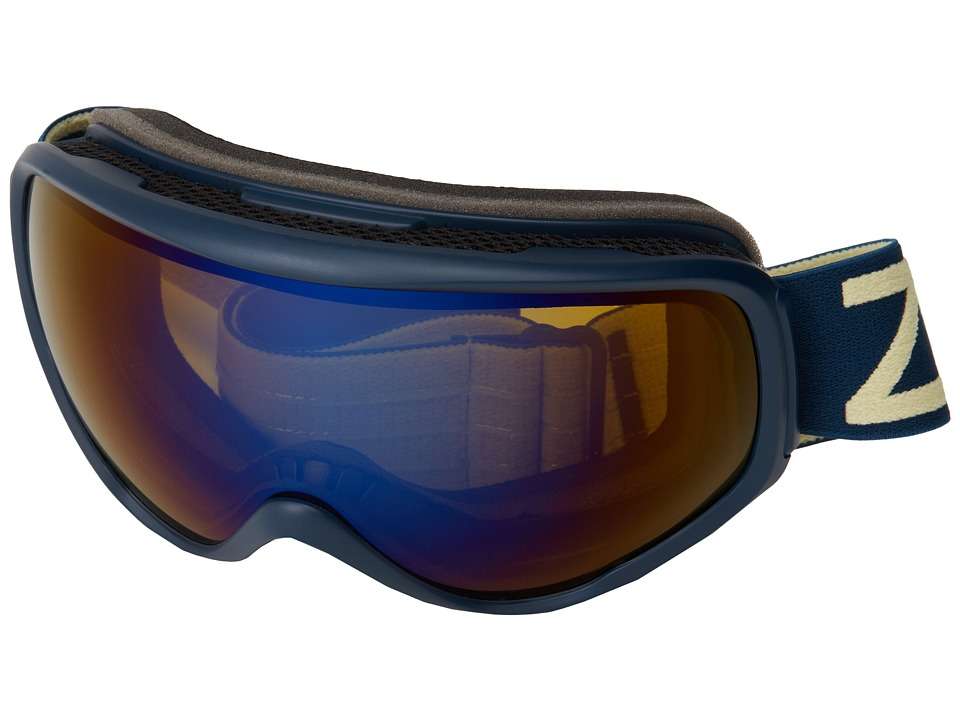 Zeal Optics - Forecast (Navy w/ Blue Bird HT Polarized) Goggles