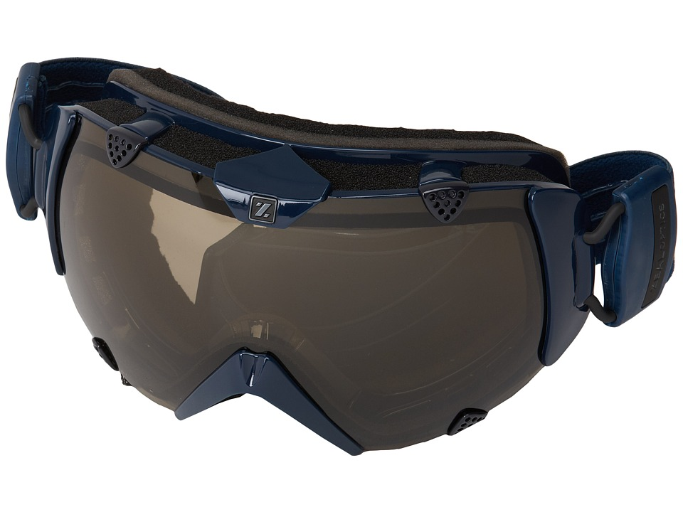 Zeal Optics - Eclipse (Navy w/ Dark Grey Polarized) Snow Goggles
