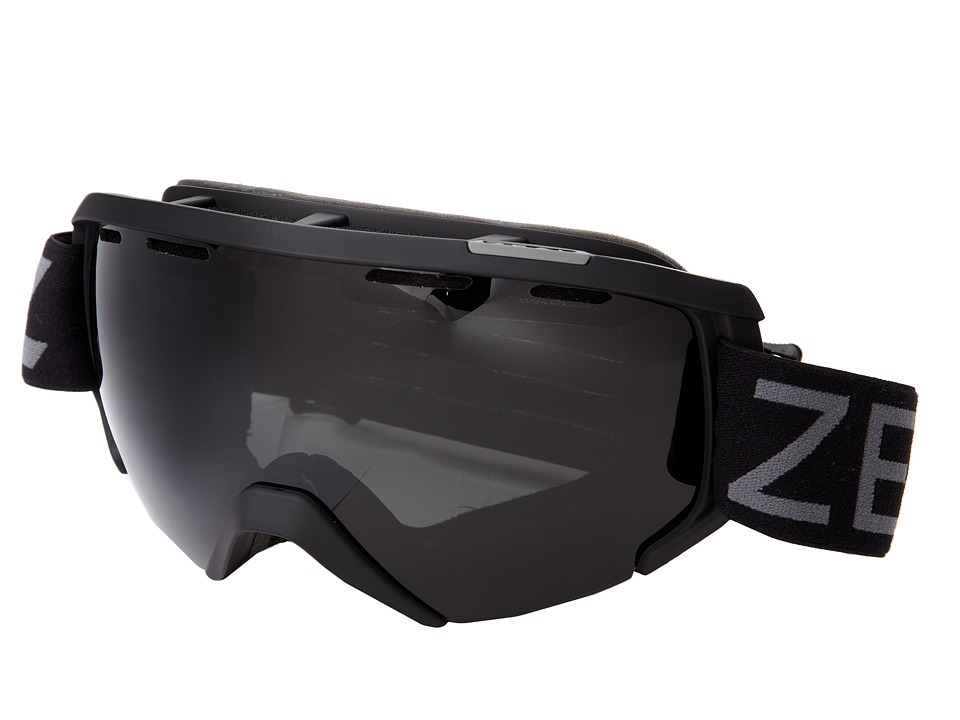 Zeal Optics - Slate (Dark Night w/ Dark Grey Polarized) Goggles