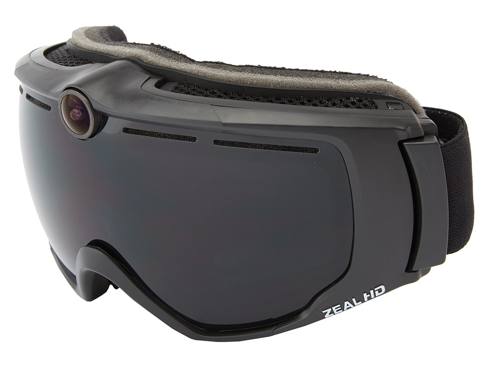 Zeal Optics - HD 2 (Black w/ Dark Grey) Goggles