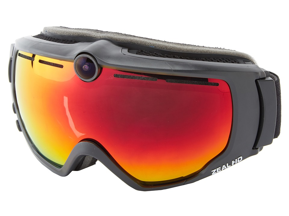 Zeal Optics - HD 2 (Black w/ Phoenix Mirror) Goggles
