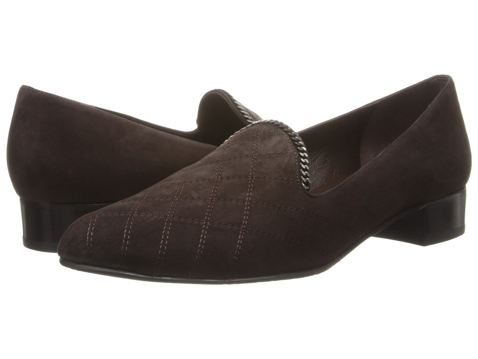 Stuart Weitzman - Hallmark (Cola Suede) Women's Shoes