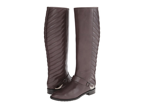 Stuart Weitzman - Raceway (Rhino Old West Calf) Women's Pull-on Boots