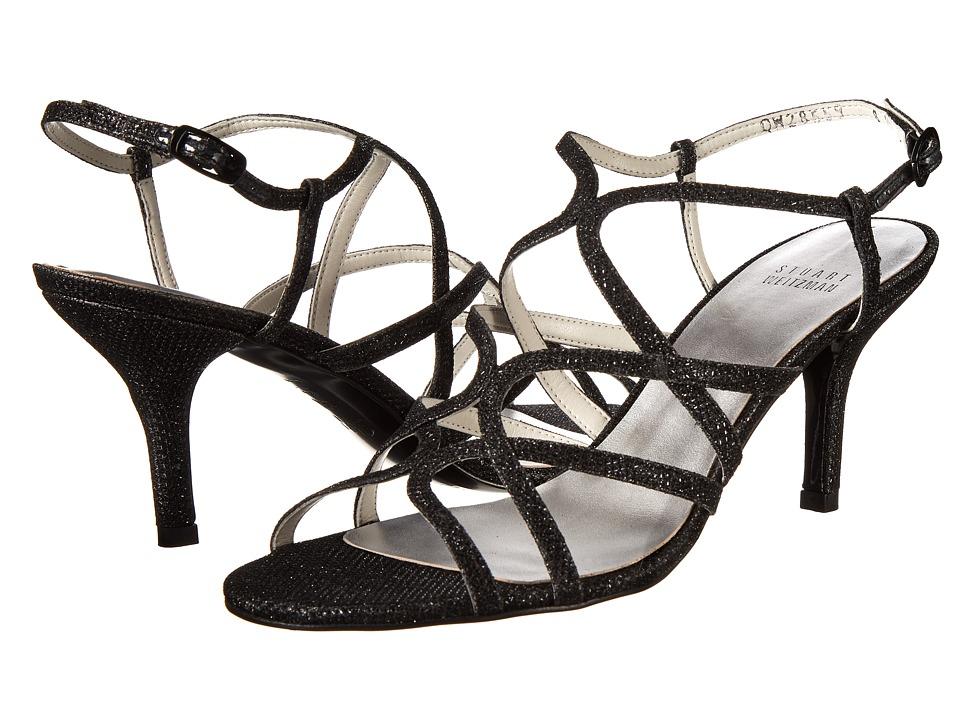 Stuart Weitzman - Turningup (Black Noir) High Heels
