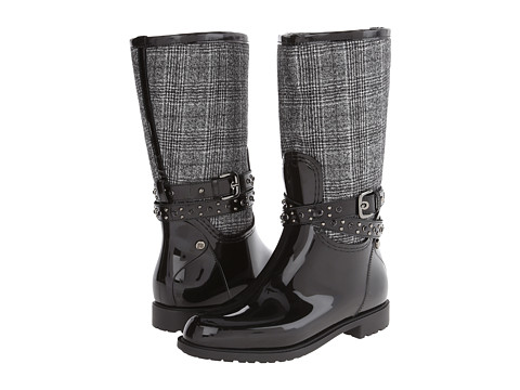 Stuart Weitzman - Slush (Charcoal Plaid) Women