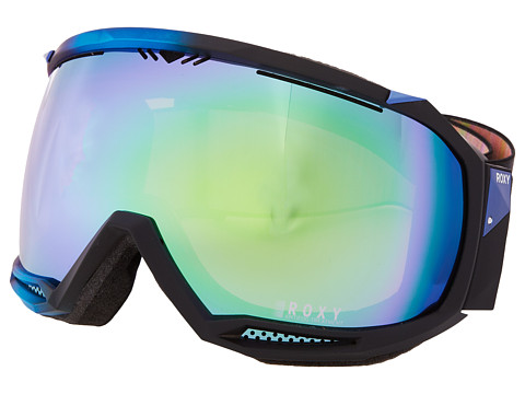 Roxy - Isis Google (Black/HD Brown Multilayer Green Lens) Snow Goggles