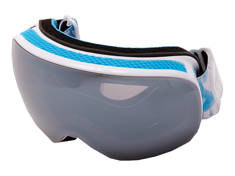 Roxy - Popscreen Goggle (White/Multilayer White) Snow Goggles