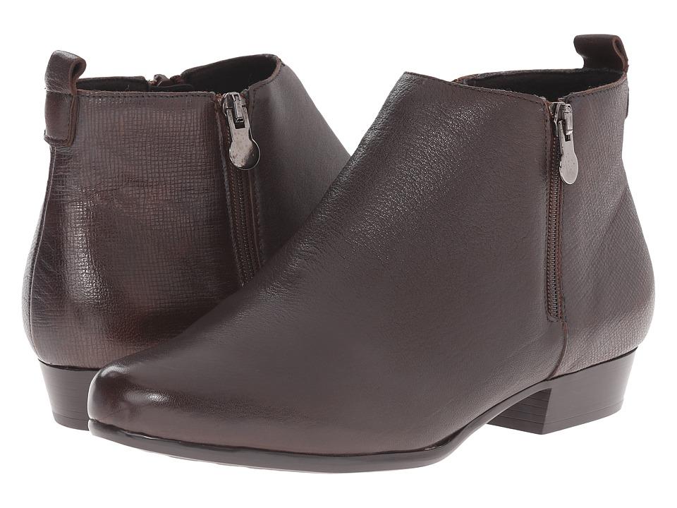 Munro - Lexi (Brown) Women's Zip Boots