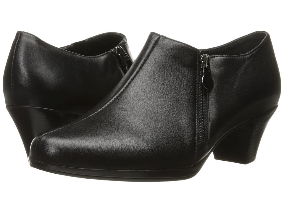 Munro - Taylor (Black Kid) Women's Zip Boots