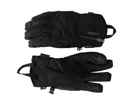Quiksilver - Travis Rice Natural Glove (Caviar) Snowboard Gloves