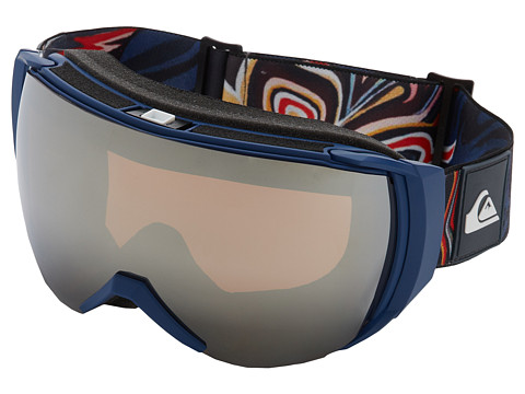 Quiksilver - Hubble Rimless Goggle (Multicolor) Snow Goggles