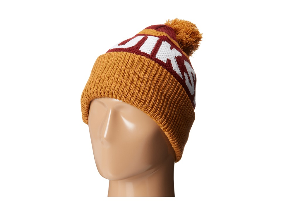 Quiksilver - Summit Beanie (Sudan Brown) Beanies