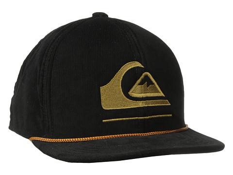 Quiksilver - Chief Cap (Caviar) Caps