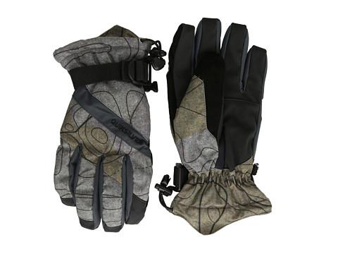 Quiksilver - Meteor Glove (Topo Wool) Snowboard Gloves