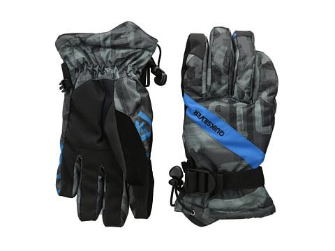 Quiksilver - Meteor Glove (The Line Asphalt) Snowboard Gloves