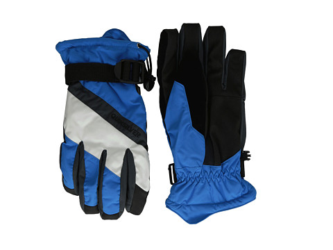 Quiksilver - Meteor Glove (Brilliant Blue) Snowboard Gloves