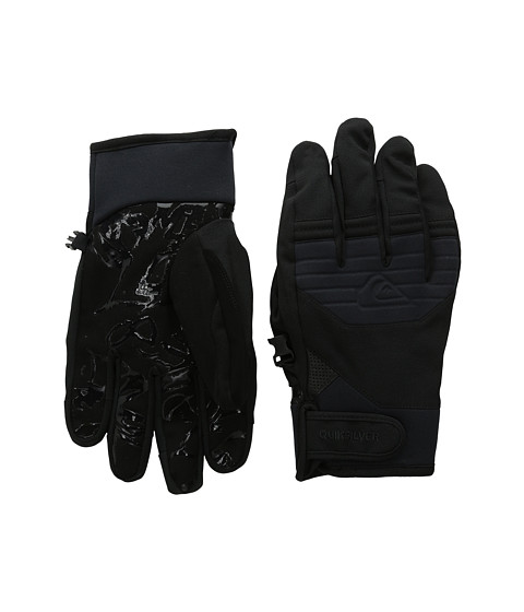 Quiksilver - Method Glove (Caviar) Snowboard Gloves