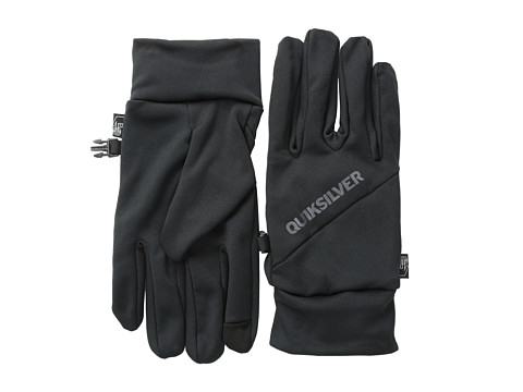 Quiksilver - City Liner (Caviar) Snowboard Gloves