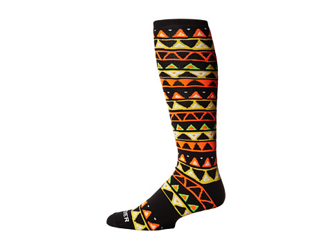 Quiksilver - Steady Socks (OG Scallop) Men's Knee High Socks Shoes