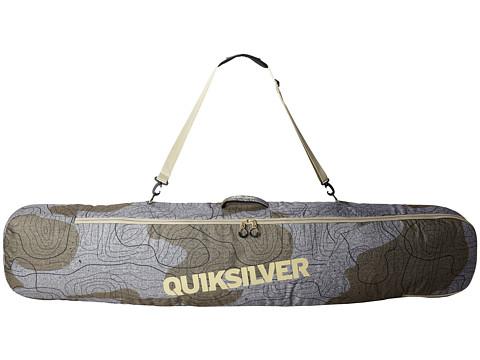Quiksilver - Vulcano Board Bag (Topo Wool) Bags