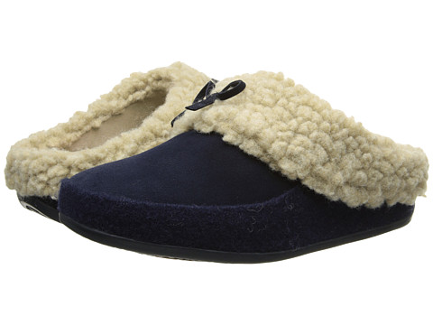 FitFlop - The Cuddler (Super Navy) Women's Slippers