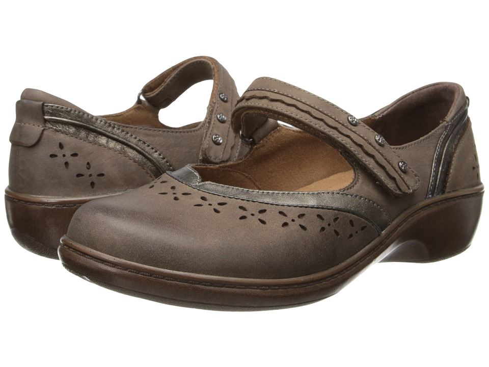 Aravon - Dolly (Stone) Women's Shoes