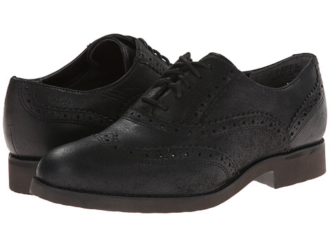 Rockport - Alanda Brogue Derby Oxford (Black) Women's Lace up casual Shoes