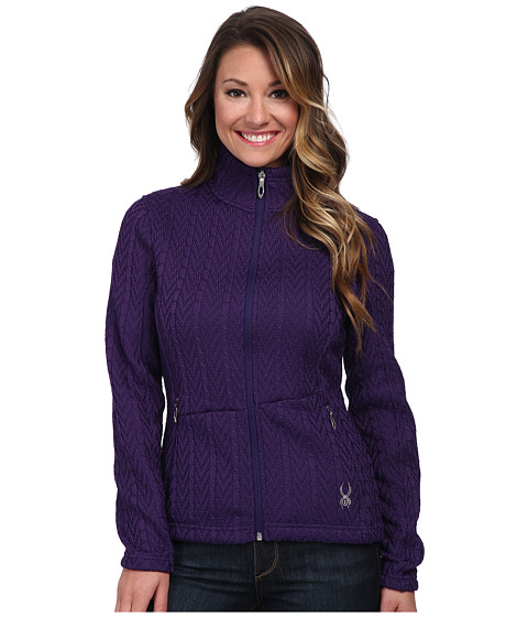 Spyder - Major Cable Core Sweater (Regal) Women