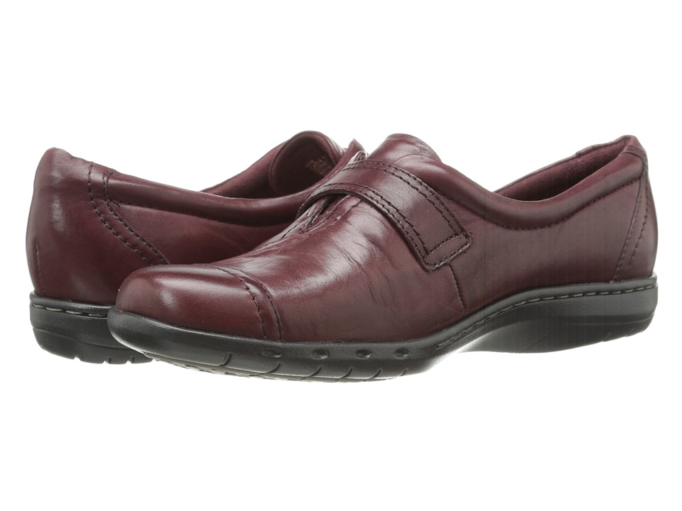Rockport Cobb Hill Collection Pamela (Merlot) Women