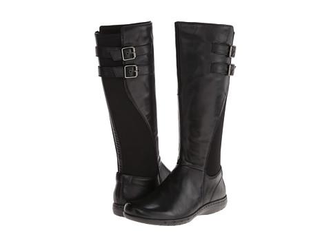 Cobb Hill - Peyton (Black) Women's Zip Boots