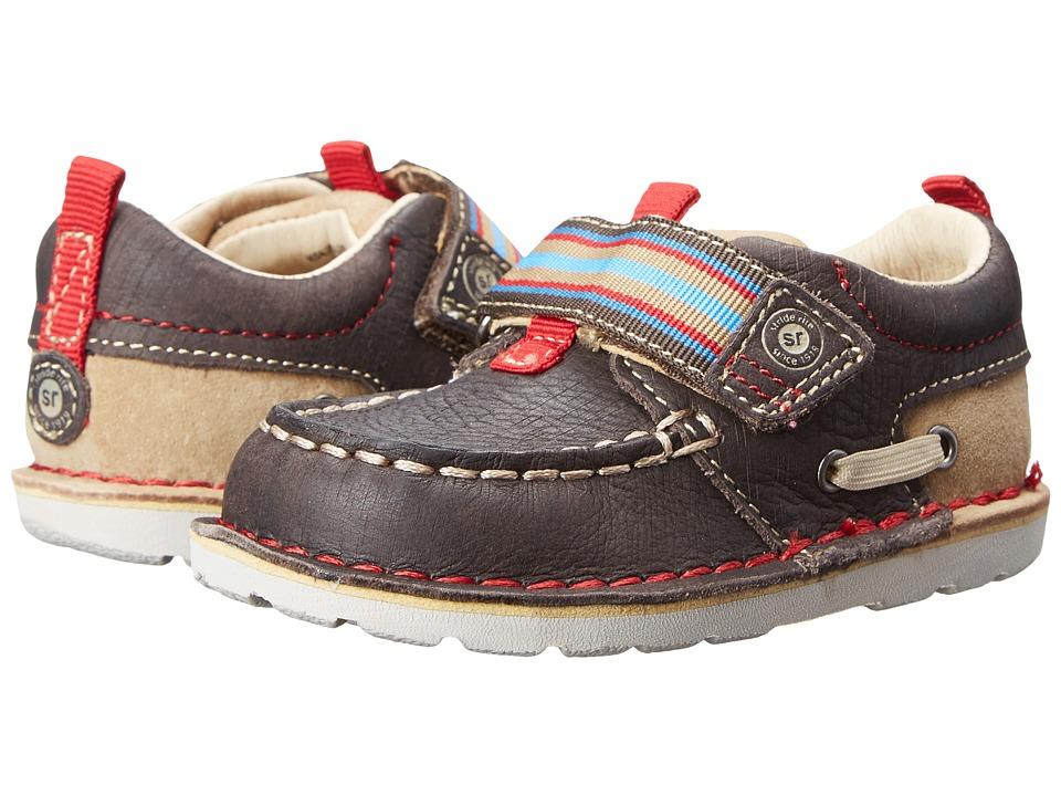 Stride Rite - Medallion Collection Dane (Toddler) (Brown/Tan) Boy's Shoes