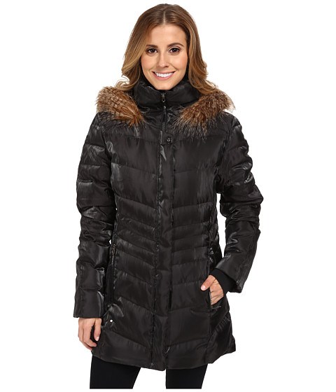 Spyder - Ice Down Jacket (Black) Women