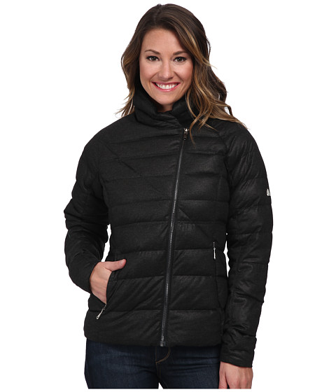 Spyder - Nova Down Jacket (Black) Women's Coat
