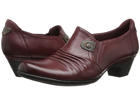 Cobb Hill - Adele (Merlot) Women's 1-2 inch heel Shoes