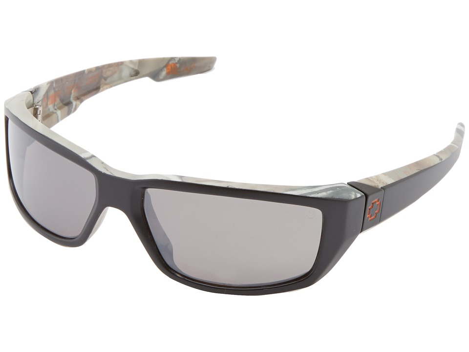 Spy Optic - Dirty Mo (Decoy/Happy Bronze Polar w/ Black Mirror) Sport Sunglasses