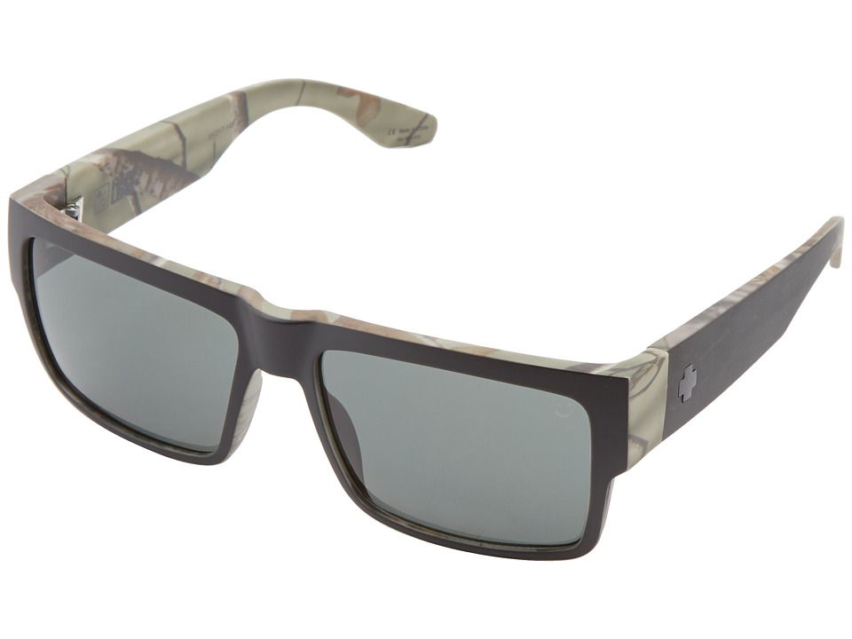 Spy Optic - Cyrus (Decoy/Real Tree Walls/Happy Grey Green) Sport Sunglasses