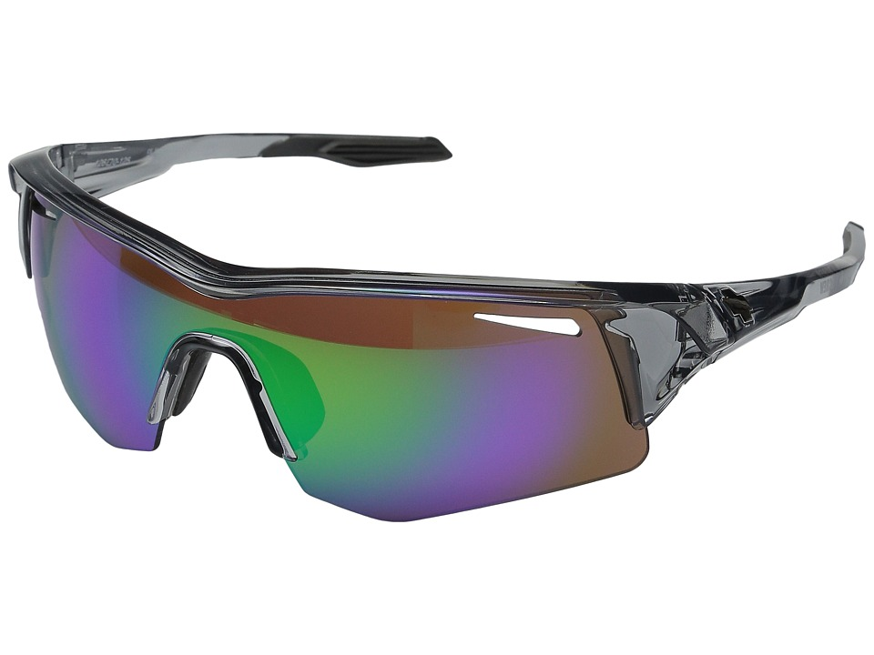 Spy Optic - Screw (Clear Smoke/Happy Bronze w/ Green Spectra) Fashion Sunglasses