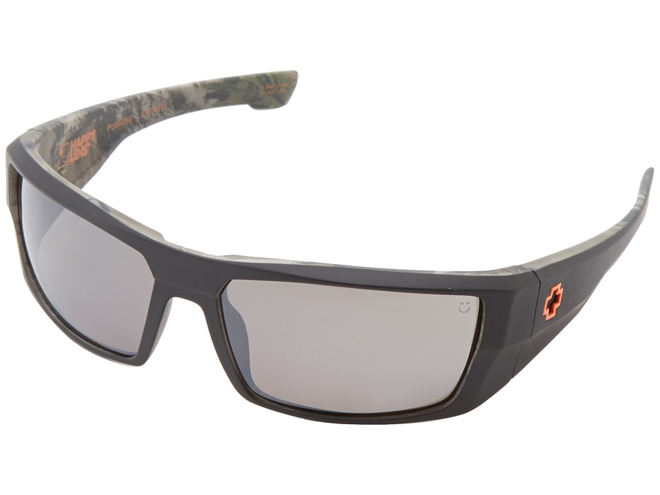 Spy Optic - Dirk (Decoy/Happy Bronze Polar w/ Black Mirror) Sport Sunglasses