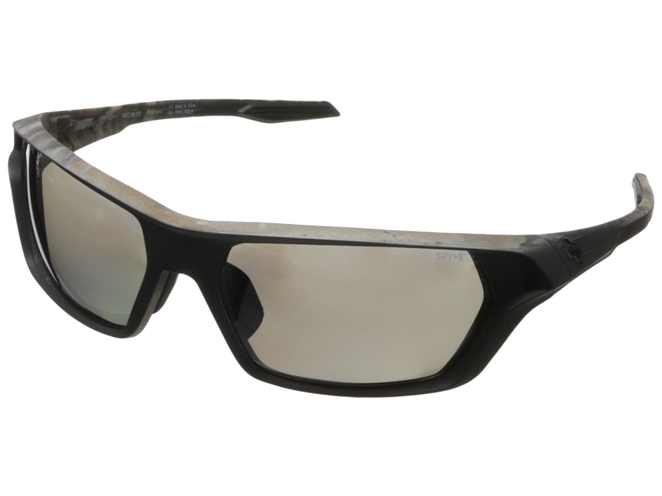 Spy Optic - Quanta (Ansi Decoy/Happy Bronze Polar w/ Black Mirror) Sport Sunglasses