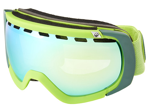 Dragon Alliance - Rogue (Grass Heather/Smoke Gold+Yellow) Snow Goggles