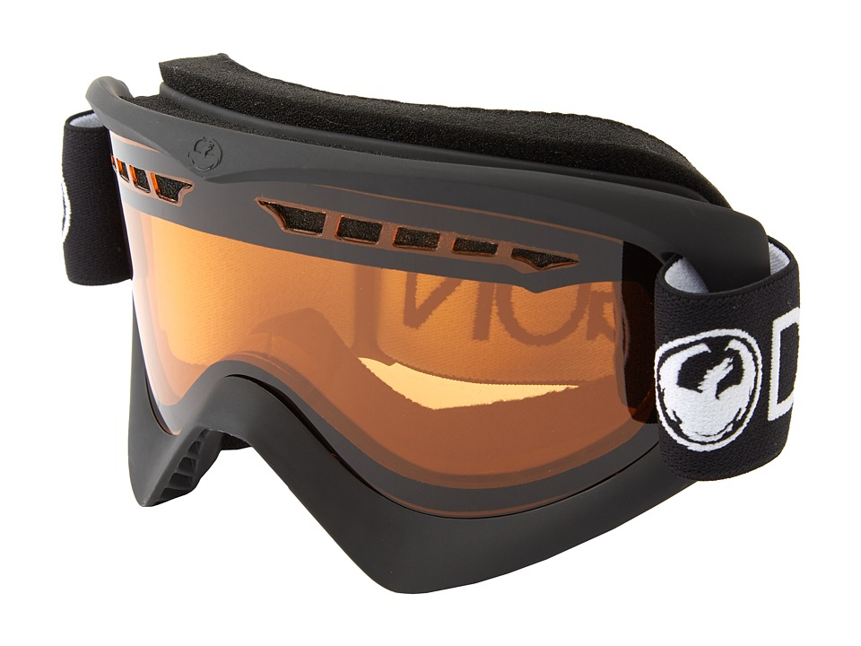 Dragon Alliance - DX (Coal/Amber) Snow Goggles