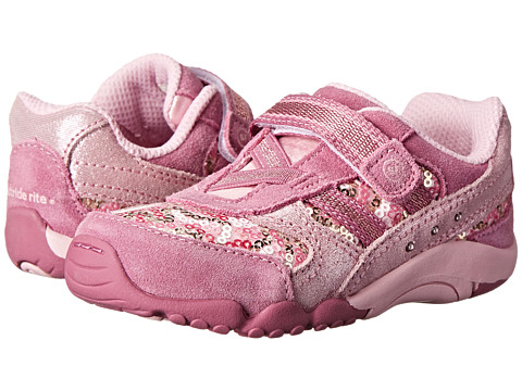 Stride Rite - SRT Lydia (Toddler) (Pink) Girls Shoes
