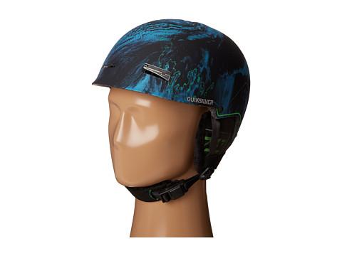 Quiksilver - Skylab Helmet (Storm Print) Snow/Ski/Adventure Helmet