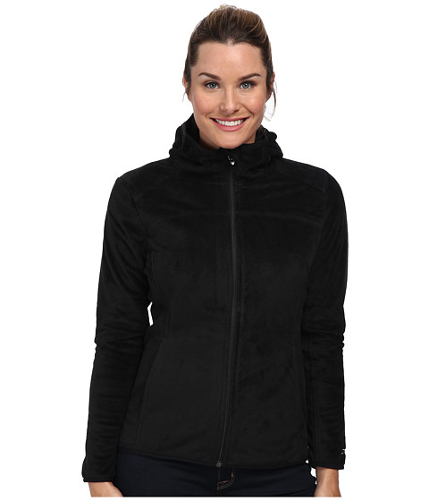 Spyder - Damsel Fleece Jacket (Black) Women's Coat