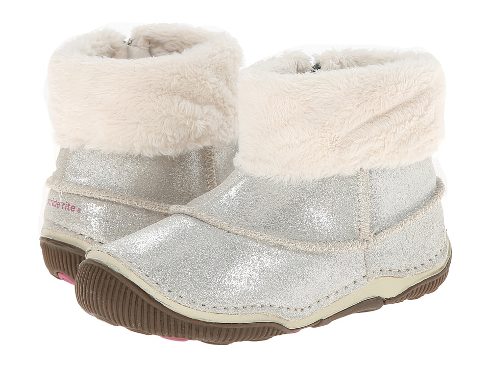 Stride Rite - SRT Cheyenne (Toddler) (Neutral) Girls Shoes