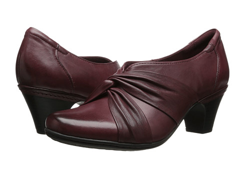Cobb Hill - Stacy (Merlot) High Heels